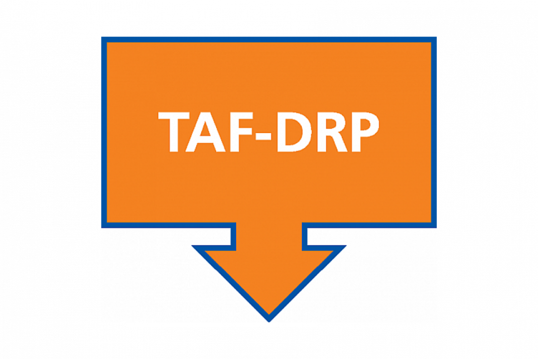 Closing of first call for TAF-DRP projects