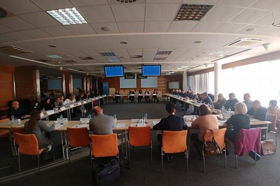 15th PA10 Steering Group Meeting in Prague, CZ