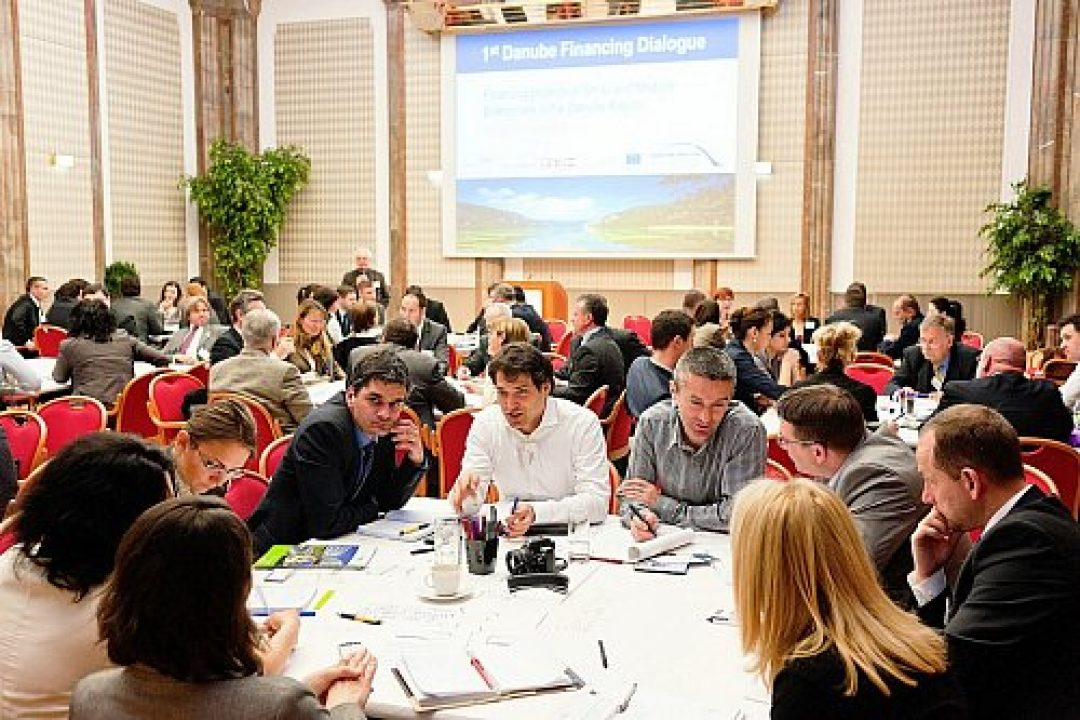 2nd Danube Financing Dialogue
