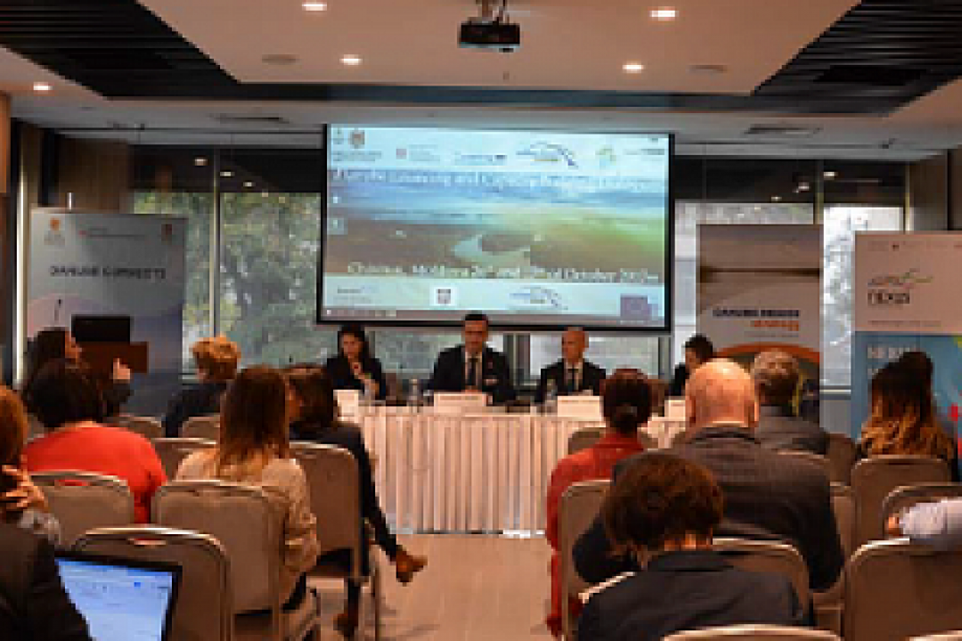 Danube Financing and Capacity Building Dialogue: How do we make financing for development work?