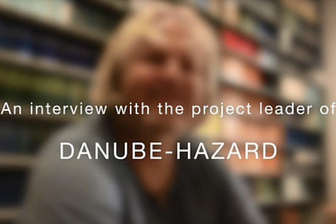 DSPF – Project – DANUBE-HAZARD – Interview