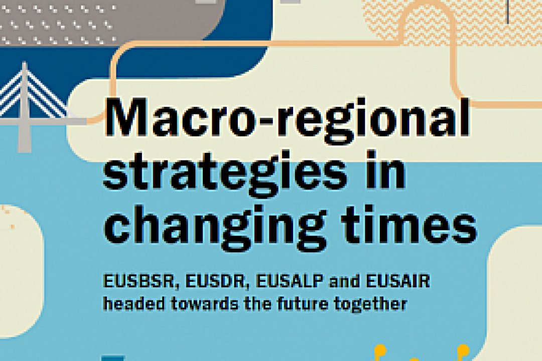 Facilitating cooperation between macro-regions