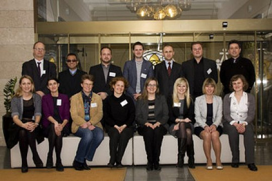 Meeting of Working Group 1 – INSTITUTIONAL CAPACITY