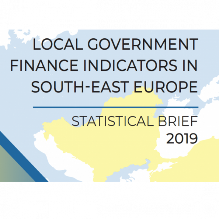 NALAS published finance indicators of local governments in SEE