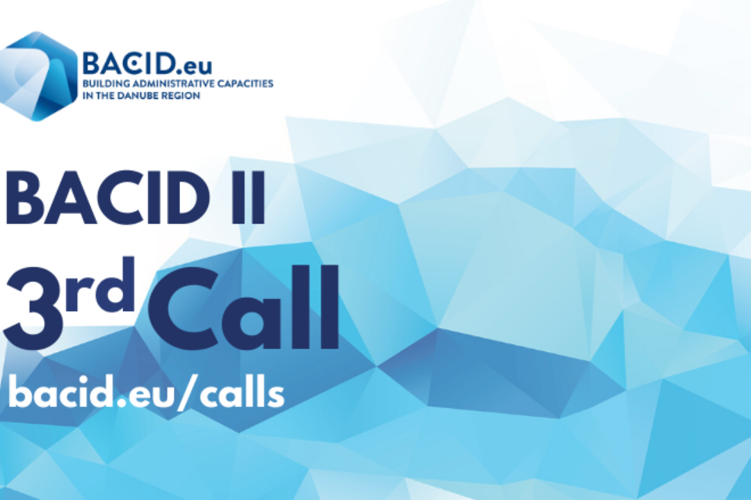 Apply now for the 3rd BACID Call for Proposals