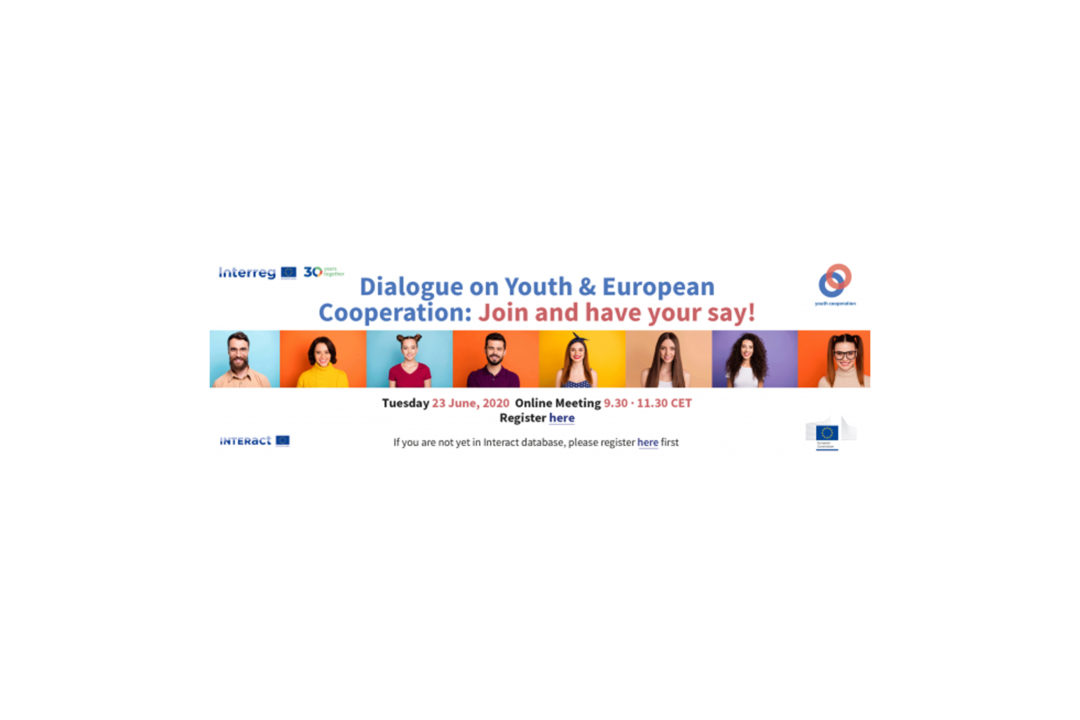 """Dialogue on Youth & European Cooperation""- Join and Have your say!"