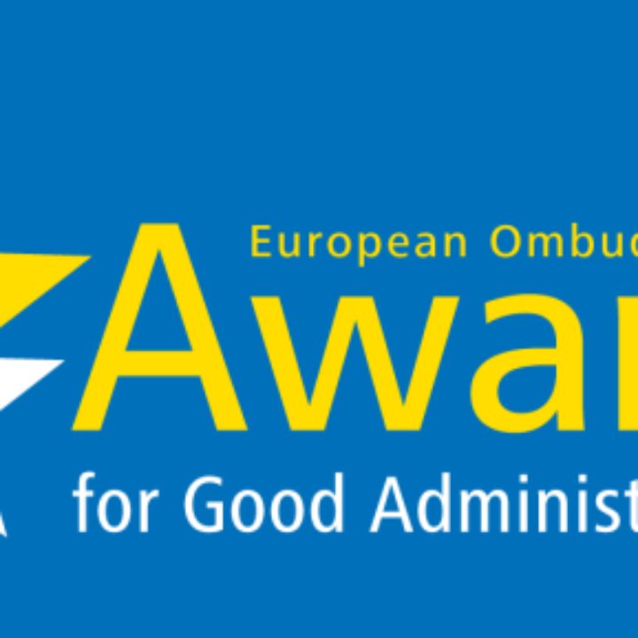 Vote now for the Award for Good Administration 2021
