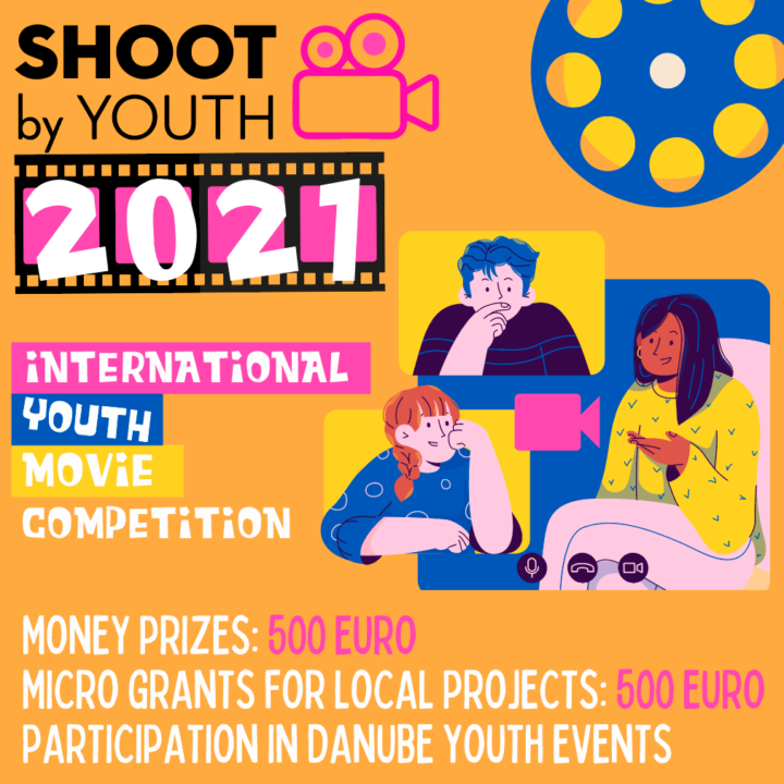 """""""Shoot by Youth"""": Danube short movie competition starts now!"""